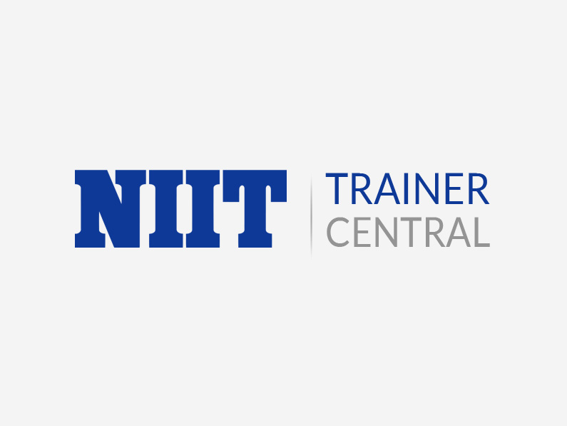NIIT Trainer's Portal